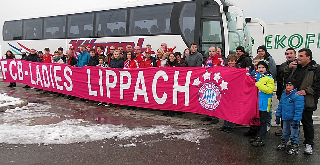 FCB Ladies - Bannerweihe